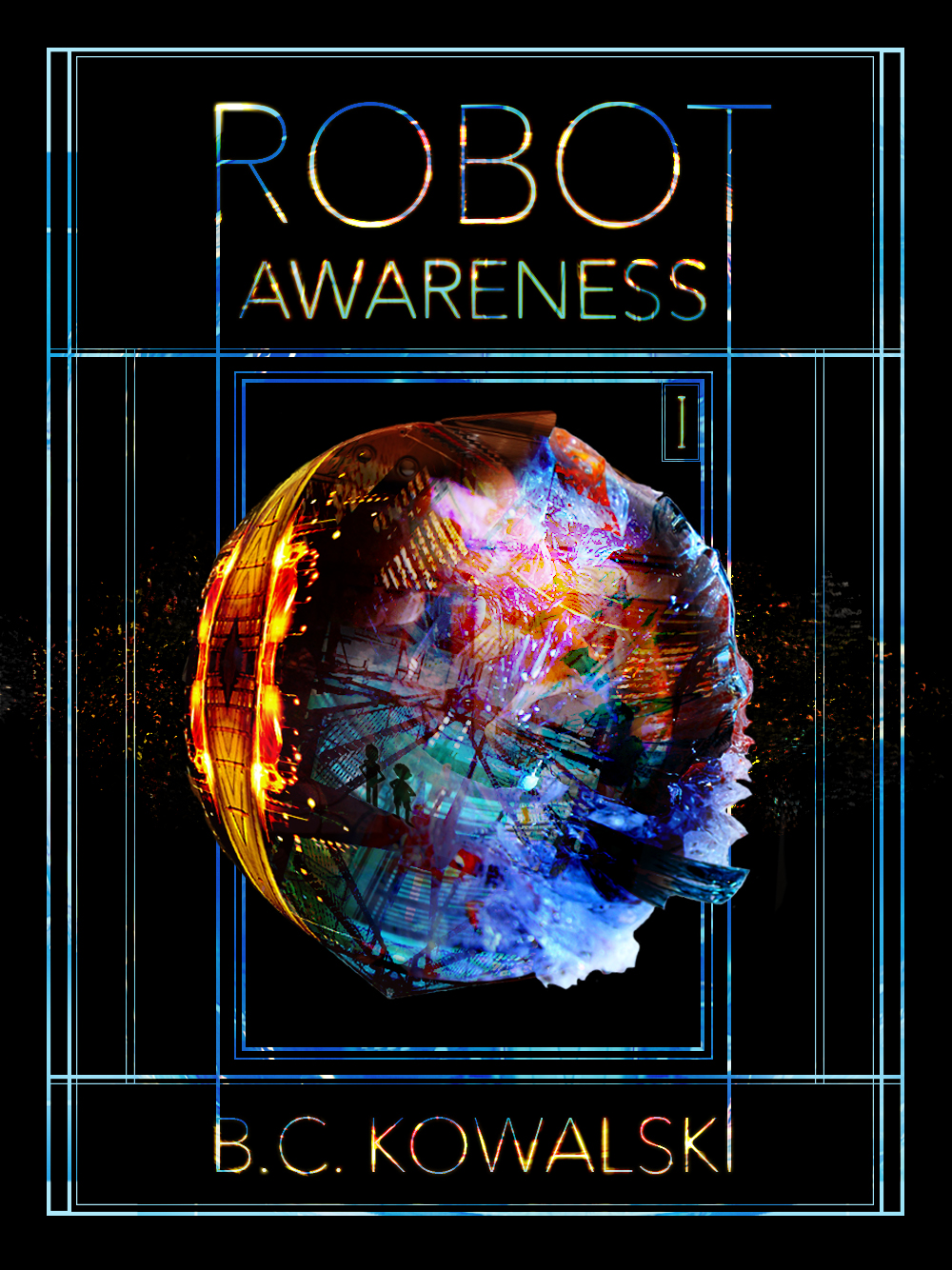 Robot Awareness, amwriting, indiepub, science fiction