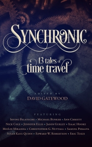 sci-fi, time travel, michael bunker, susan kaye quinn, synchronic, indiepub