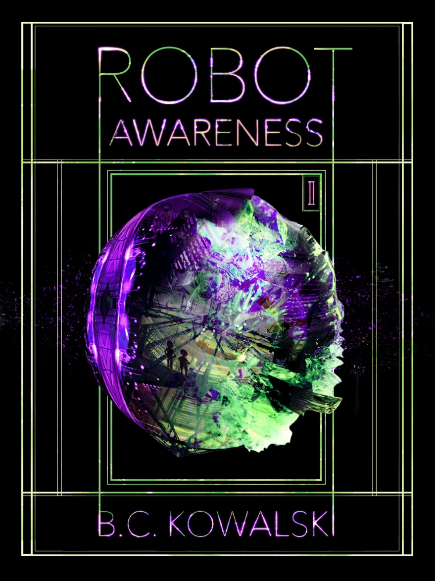 ebook, robot awareness, robot, sci-fi
