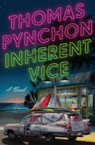 inherent vice, novels, ebooks, movie, review