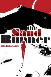 the sand runner, ebook, indie publishing, scifi, ultrarunning, running fiction, running, rock climbing,