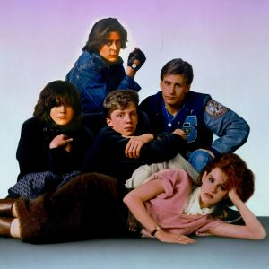 The Breakfast Club, john hughes, 80s culture