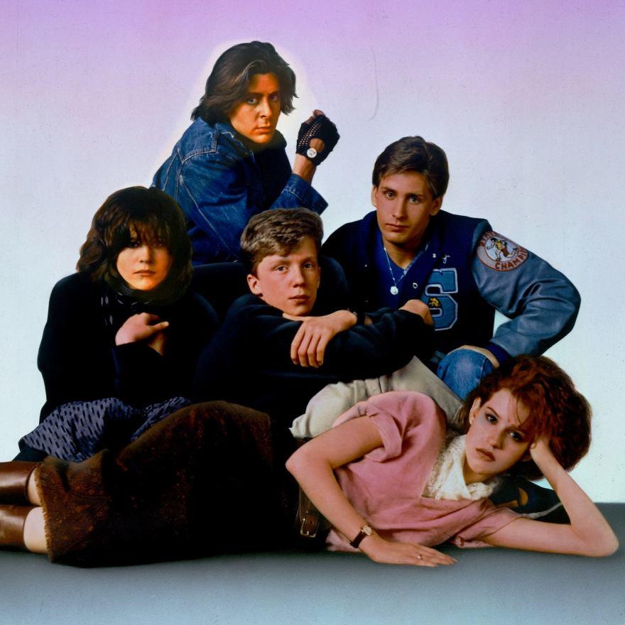 The Breakfast Club, john hughes, 80s culture