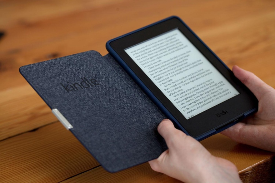 kindle, formating kindle ebook